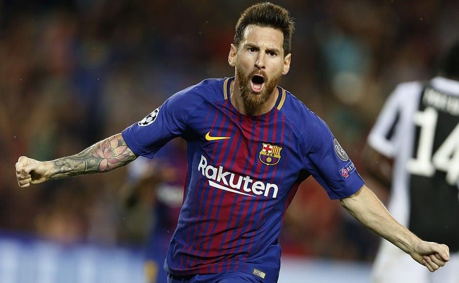 Messi llegó a los 1000 goles contra Levante ¿Va por Pelé?