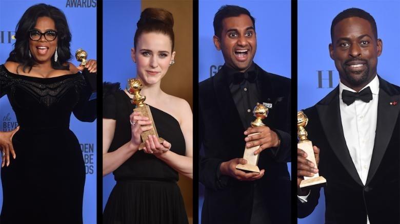 Guillermo del Toro ganó el Globo de Oro al Mejor Director
