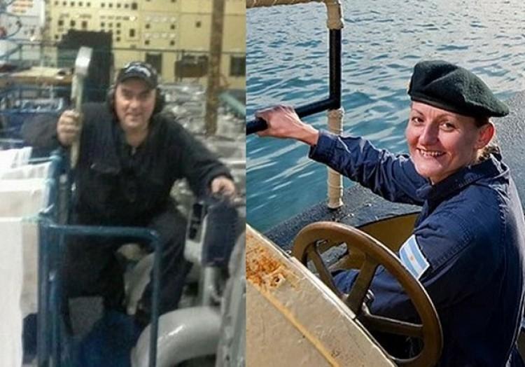 Falleció el hermano de la submarinista Eliana Krawczyk, del ARA San Juan