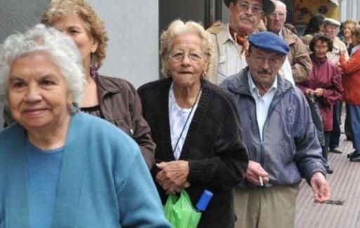 Más de un millón de jubilados con aumento en la mínima