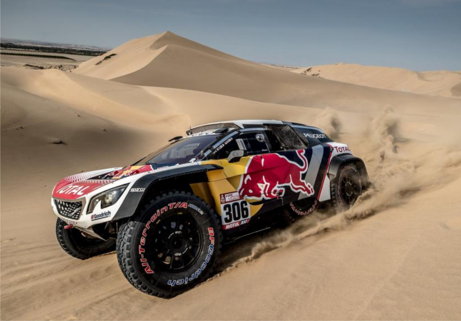 loeb correr el dakar 2019 con peugeot el esquiu. Black Bedroom Furniture Sets. Home Design Ideas