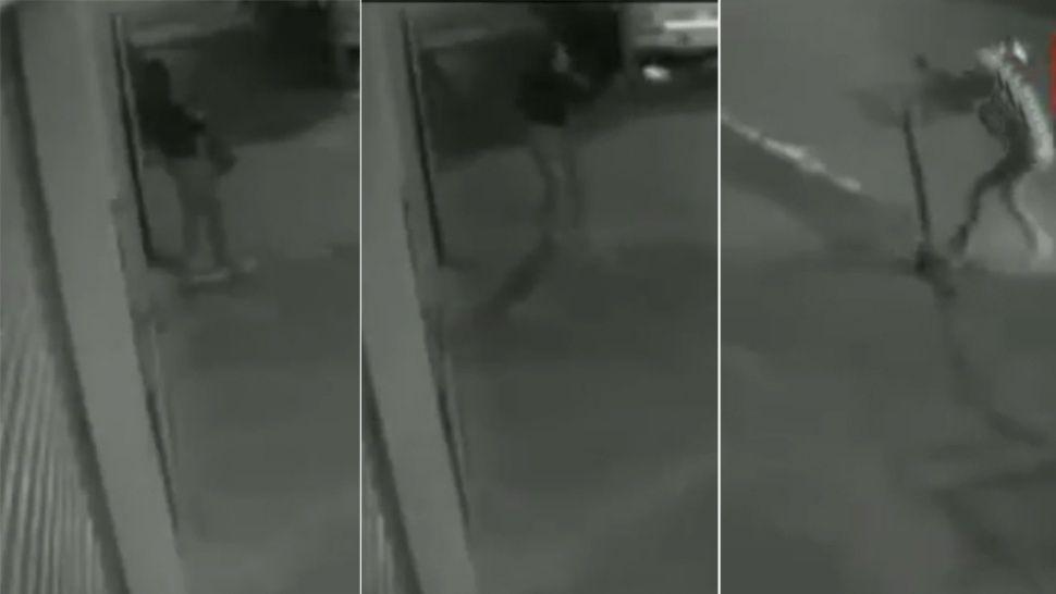 Una policía resistió a los tiros un intento de asalto en Lanús
