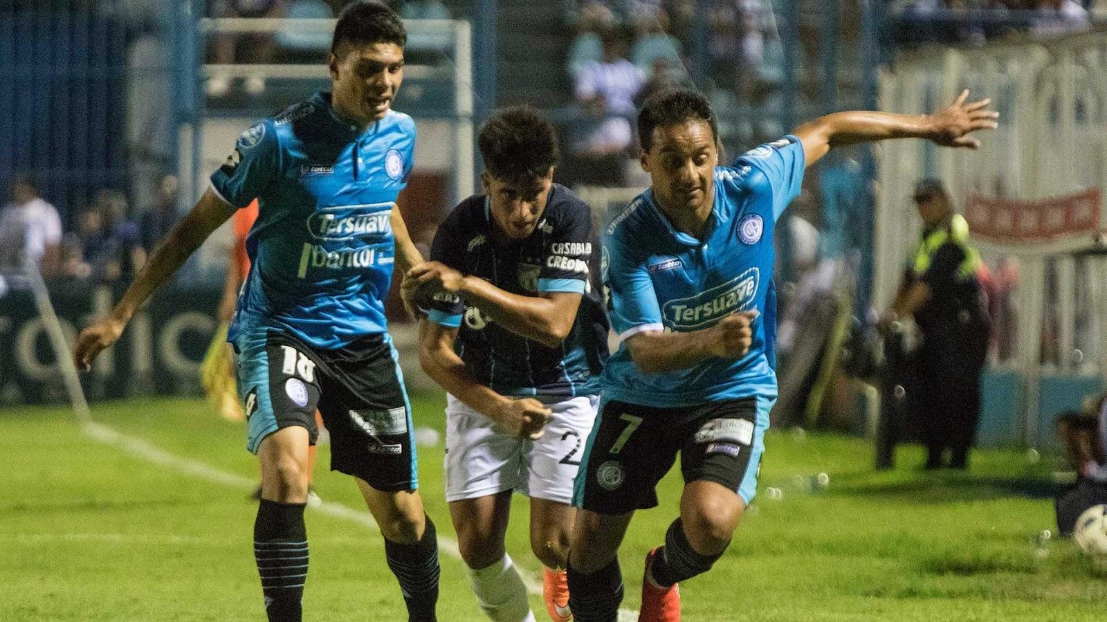 Belgrano perdió con Atlético Tucumán y sigue en puestos de descenso