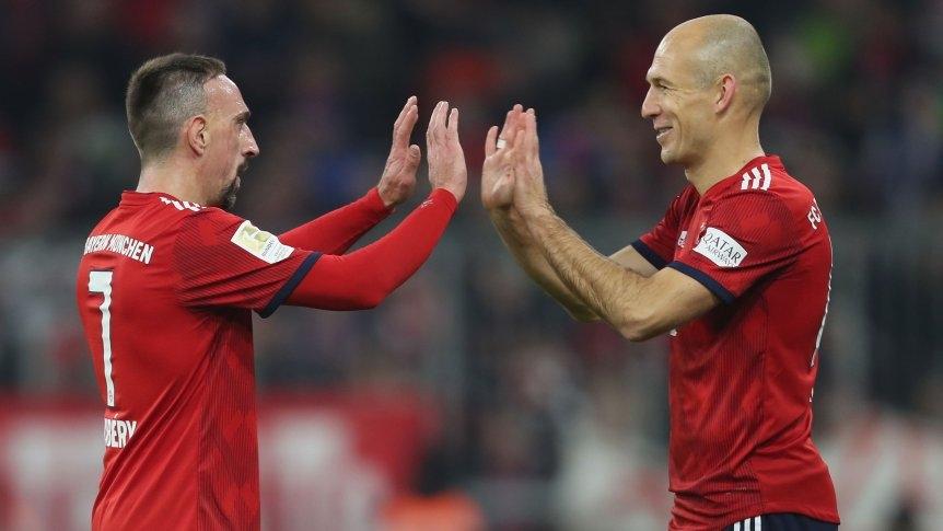Sería última temporada de Ribery y Robben en Bayern: Presidente del club