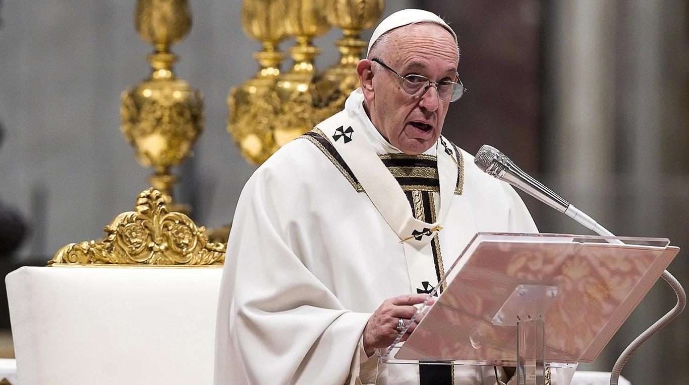 Papa Francisco está