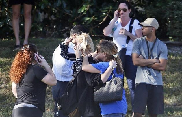 Al menos 7 muertos y 20 heridos en tiroteo — Estados Unidos
