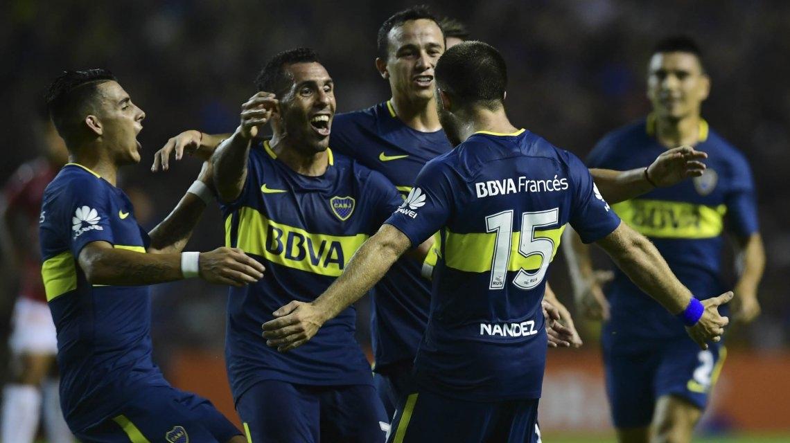 San Lorenzo y Boca empataron en un clásico caliente y con polémica