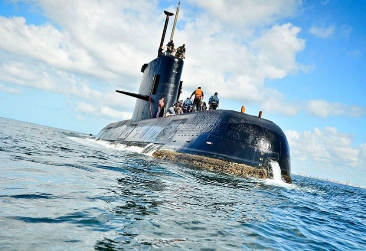 Nueve empresas presentaron sus ofertas para buscar al submarino ARA San Juan