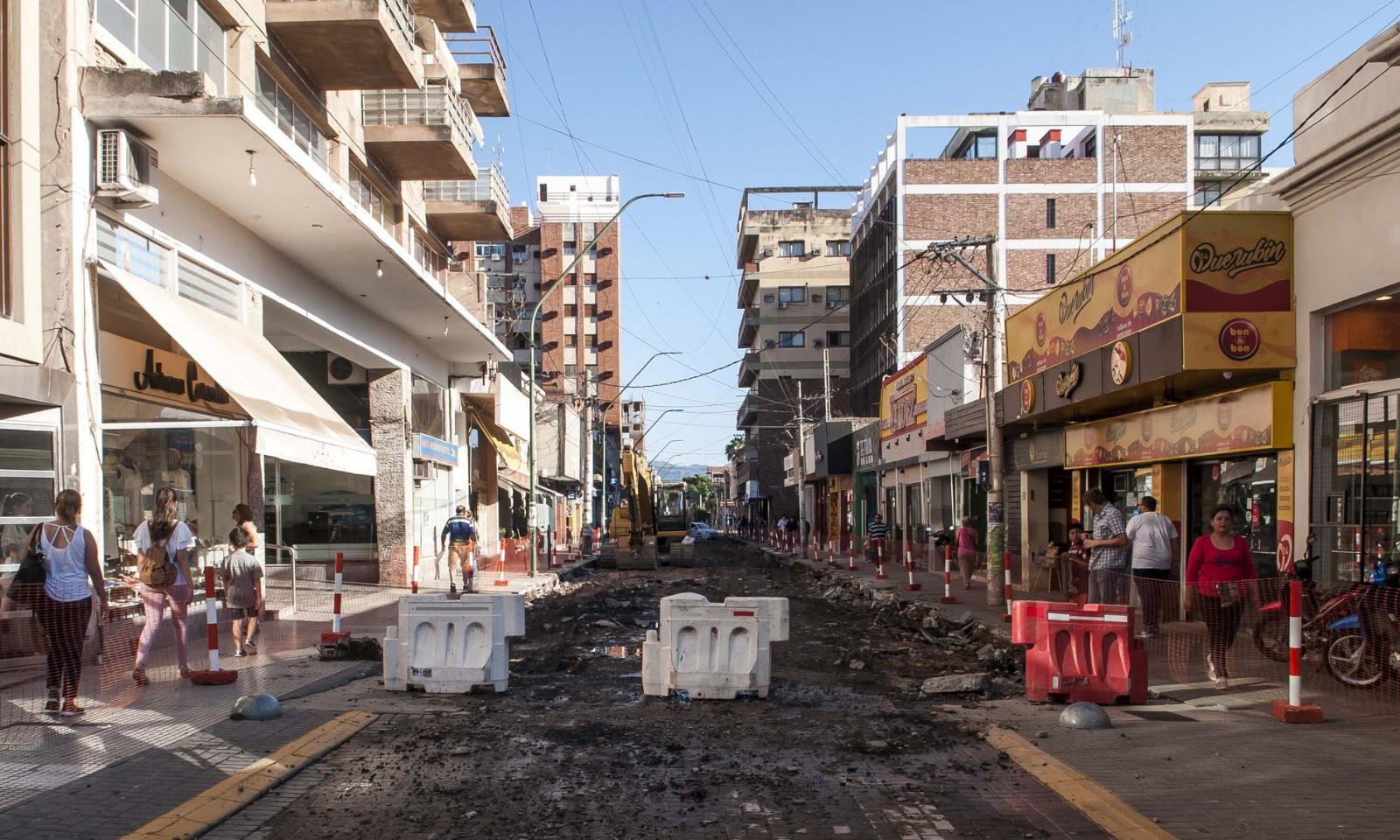 Cambios En El Corazon De La Ciudad El Esquiu