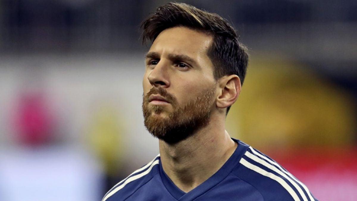 Messi también pidió que se retome la búsqueda de Emiliano Sala