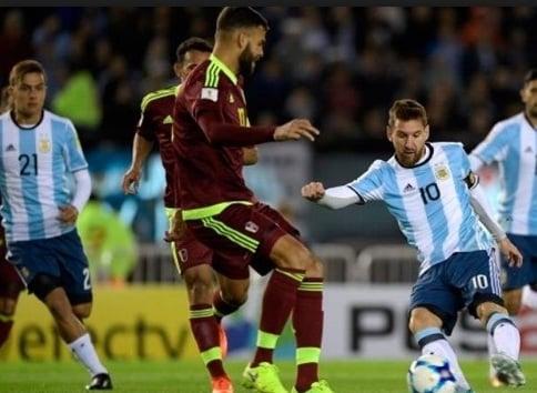 El primer amistoso de Argentina será ante Venezuela
