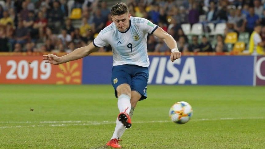 La Selección Sub 23 aplastó 14-0 a las Islas Canarias