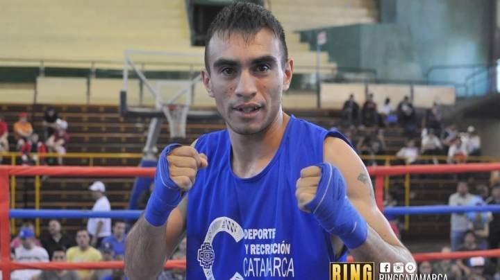 """""""Veloz"""" Quiroga pelea en Piedra Blanca - Diario El Esquiu"""