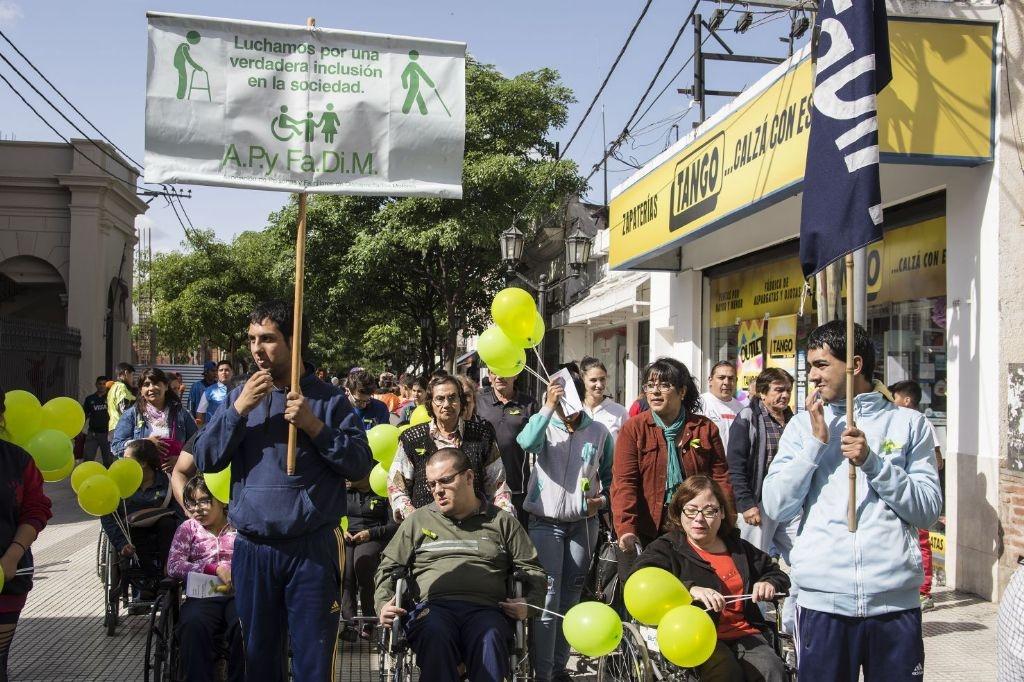 Desarrollo de las personas con discapacidad, prioridad del Municipio