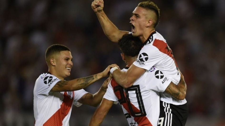 Sobre el final, River le empató a Banfield