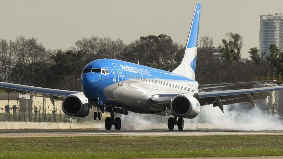 Aerolíneas implementa desde hoy un nuevo modelo tarifario para vuelos de cabotaje