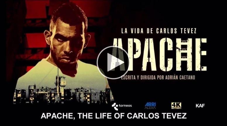 La serie de Tevez ya tiene el trailer: miralo acá