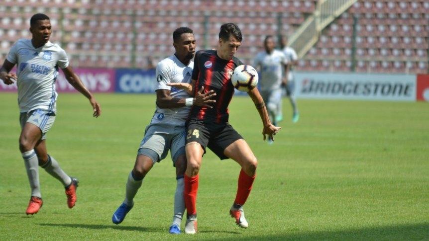Mal comienzo para los equipos argentinos en Copa Libertadores