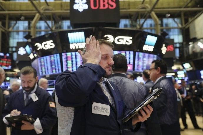 Se desplomaron más de 9% las acciones argentinas en Wall Street