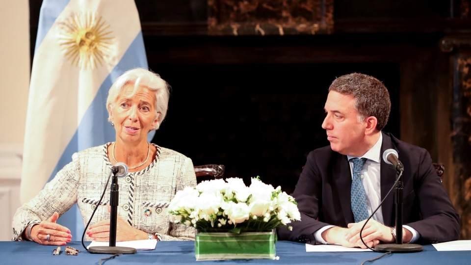 Dujovne y Sandleris participaron del encuentro del G20