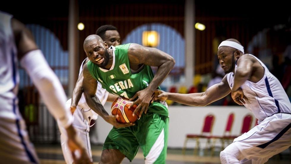 Resultado de imagen de selección nigeria baloncesto 2019 mundial okoye