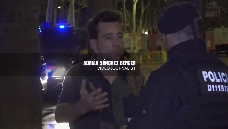 Chano fue asaltado en Barcelona en un confuso episodio