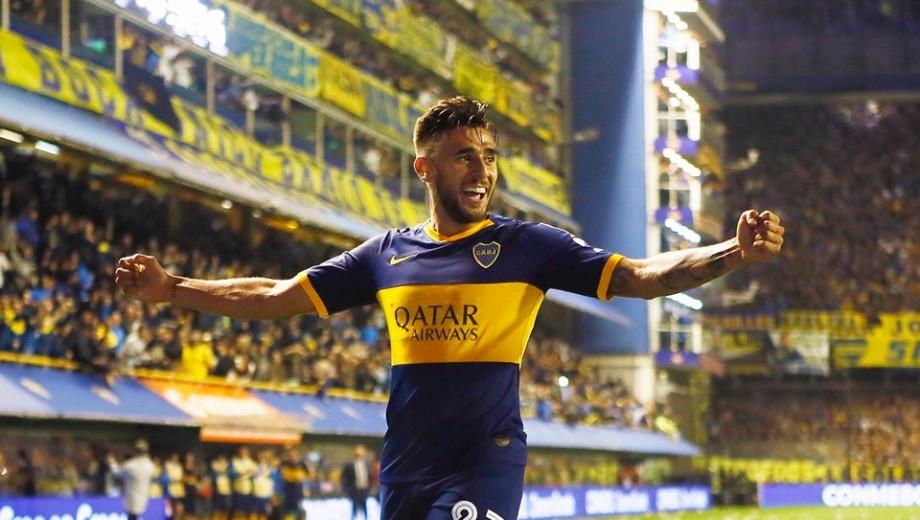 Boca le gana a Estudiantes con un gol de