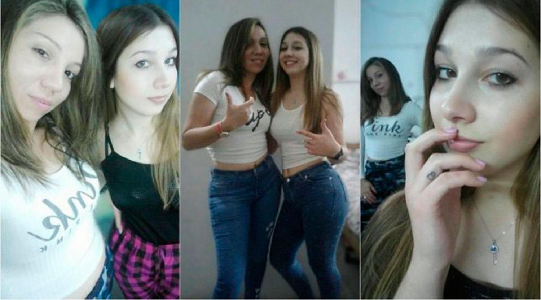 Las fotos de Nahir Galarza y Yanina Lescano desde la cárcel