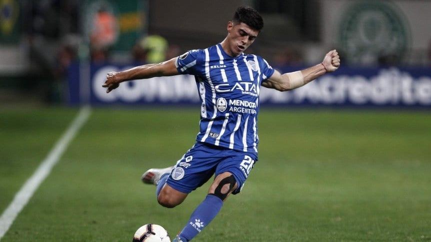 Argentina sufre baja para Preolímpico de Colombia — Fútbol