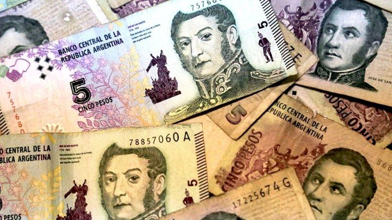Hasta el 1 de febrero tendrán validez los billetes de 5 pesos