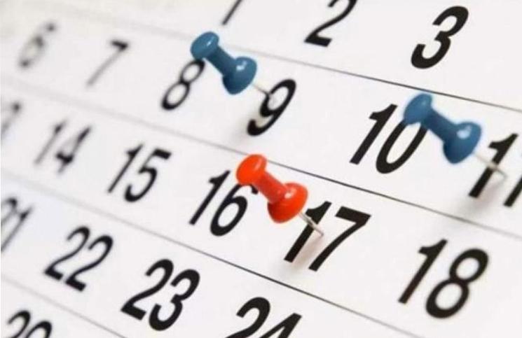 ¿Cuántos feriados quedan en lo que resta del año?