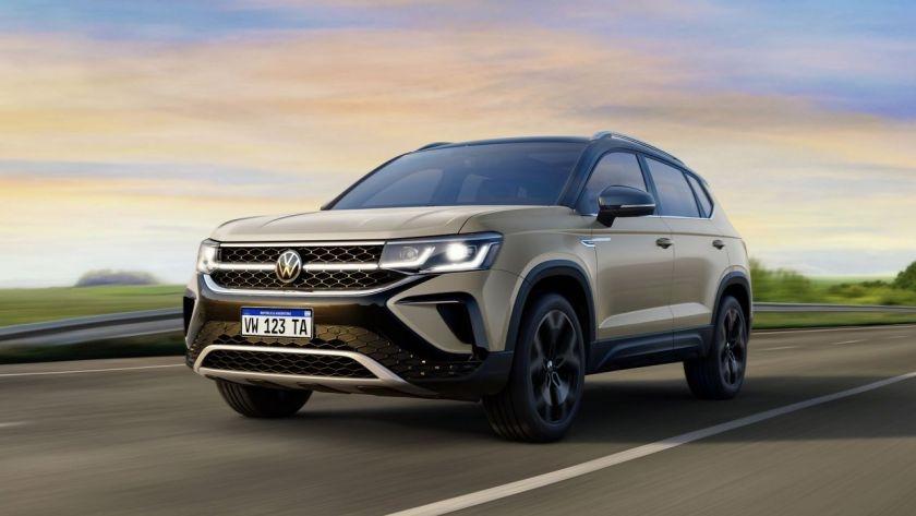 Volkswagen inicia producción del SUV Taos en Puebla