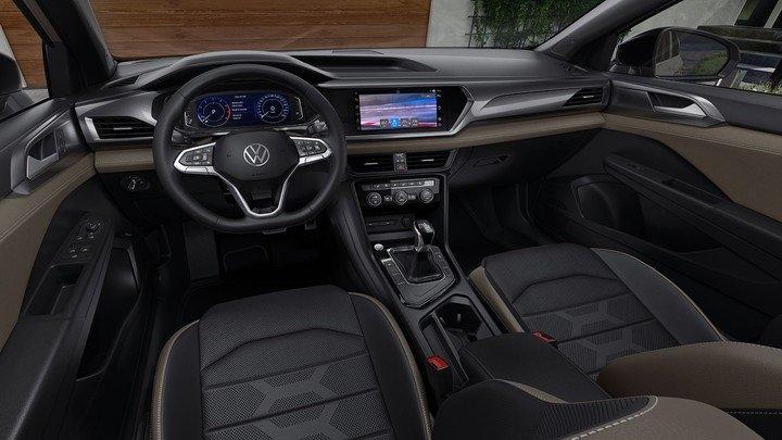 Volkswagen presentó el Taos su nuevo SUV de fabricación nacional
