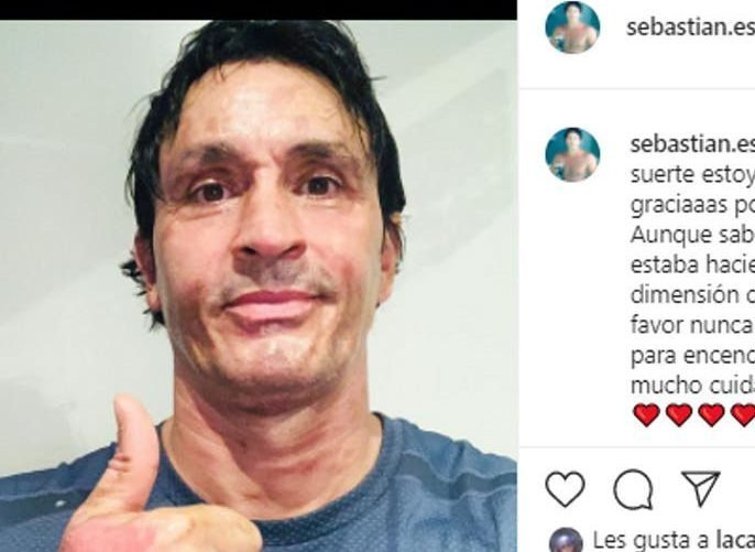 Sol Estevanez habló del accidente de Sebastián:
