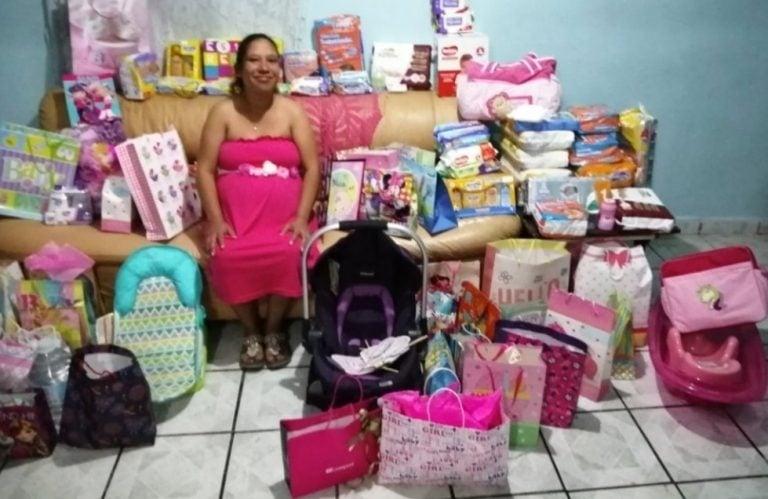 Baby shower se vuelve viral en Tampico; ¡no fue nadie!
