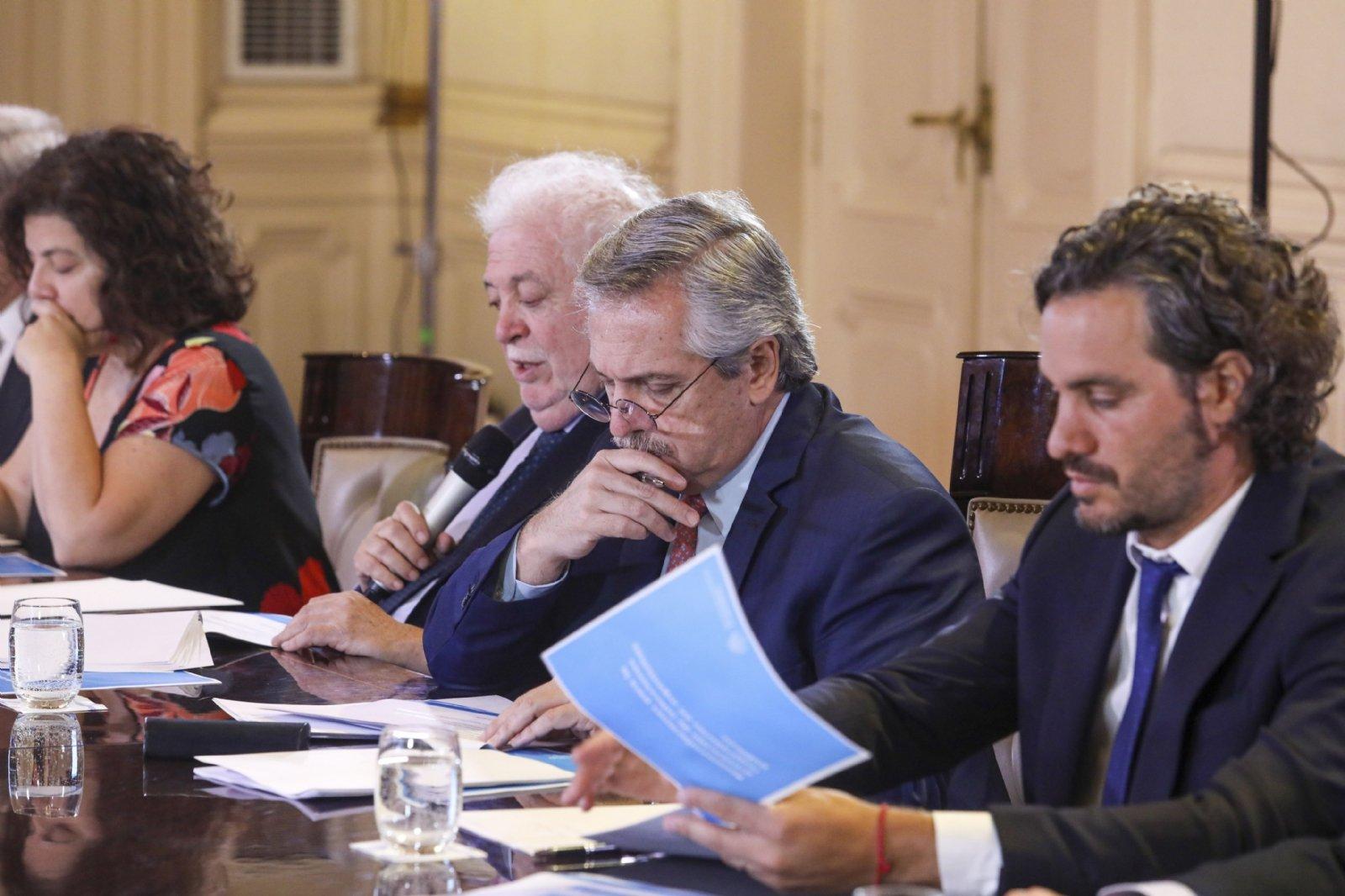 Coronavirus: el Gobierno anunció una partida presupuestaria extra de $1.700 millones