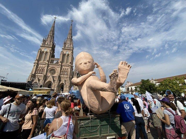 La Iglesia rechazó el aborto legal