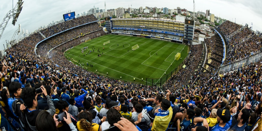 Boca Juniors festeja sus 115 años de vida