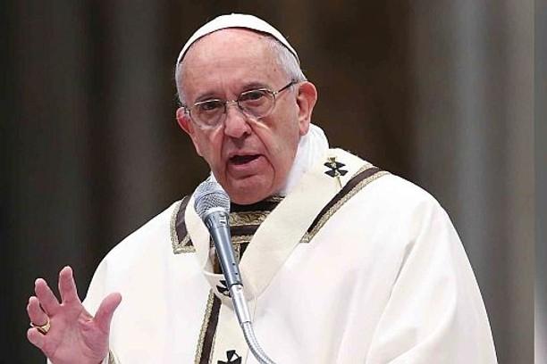 El Papa dona fondos para lucha contra el coronavirus