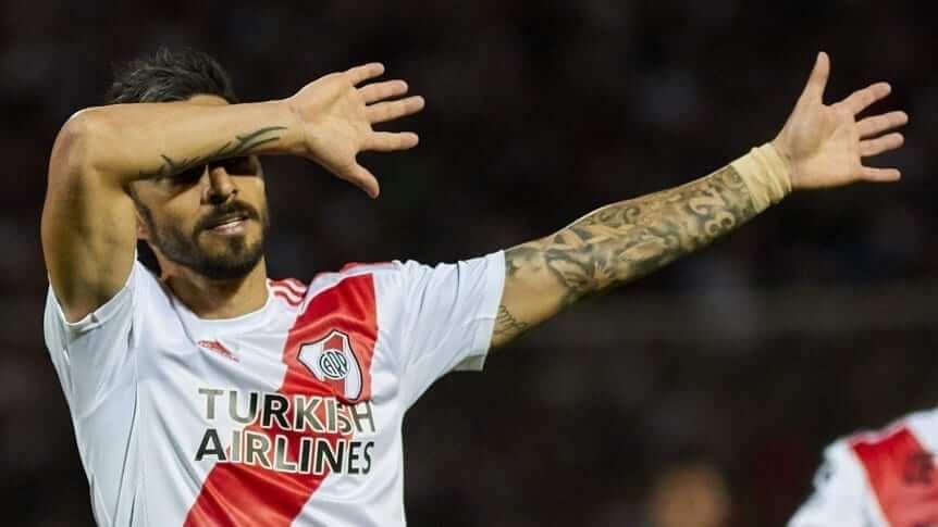 El adiós de un millonario: Ignacio Scocco se despide de River Plate