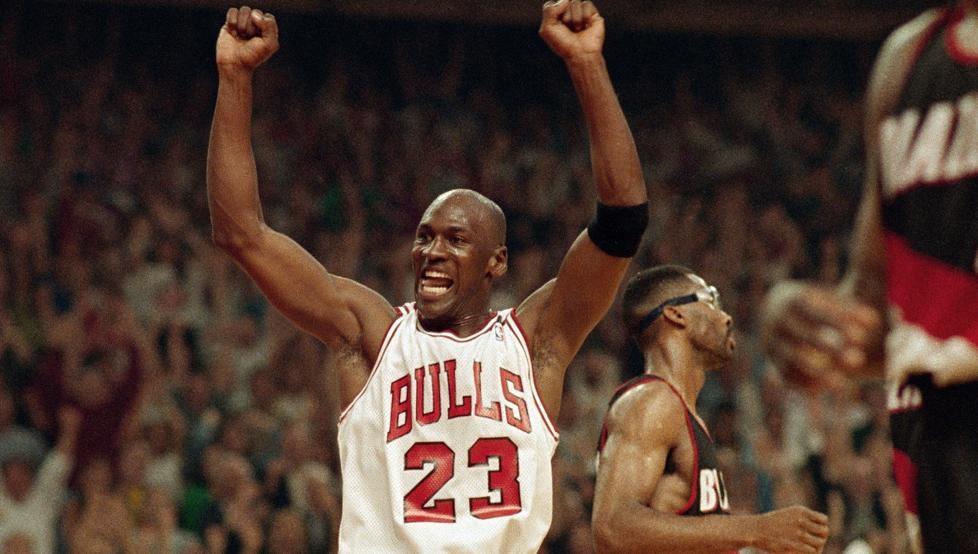 Jordan escaló en el ranking Forbes