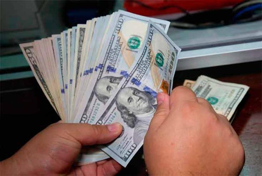 El dólar blue cerró estable a $125