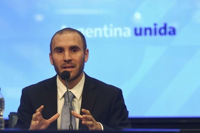 Argentina presentó la nueva oferta de canje ante la SEC — Deuda