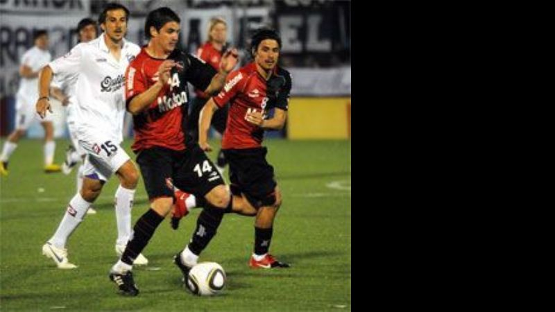 Newell's y Quilmes quedaron a mano