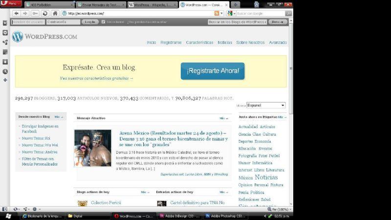 WordPress el CMS más popular - El Esquiu