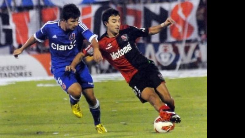 Newell's perdió como local ante la Universidad de Chile en Rosario