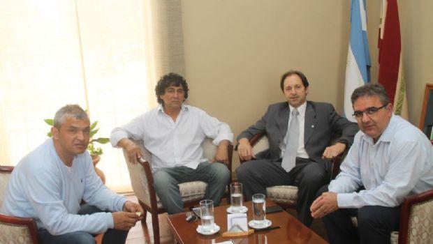 Aporte económico de SFVC para el Club Independiente