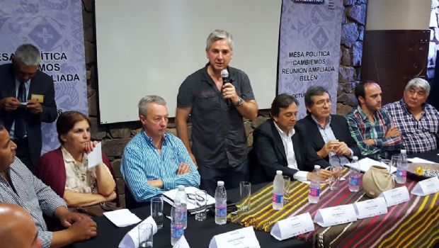 """Cambiemos repudió el proyecto de """"Coherencia Minera"""""""