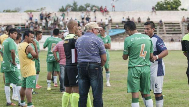 Dieron por perdido el partido a Sumalao y San Martín