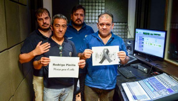 Detienen a uno de los presuntos homicidas de Rodrigo Pinilla